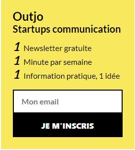 Outjo exemple de newsletter